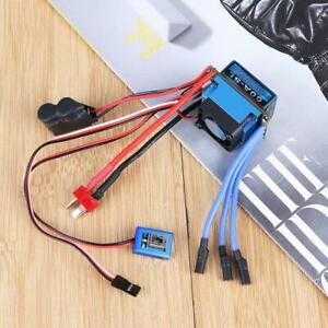 60A Low Resistance Brushless Electric Speed Controller for (ESC) 1:10 Car #N1