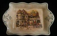 vassoio old Foley porcellana inglese