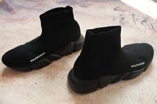 Men's Free Shipping Sold sneaker balenciaga US size 9 color black textured sole