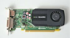 Nvidia Quadro K600 DVI DP 1 GB Pci-e Graphics Card Low Profile