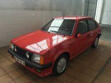 Opel Astra Kadett GTE 1984 Rare Low Mileage