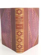 BADMINTON LIBRARY HUTCHINSON GOLF 1890 BICKERS