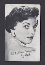 Kay Starr 1950's & 1960's Exhibit Card