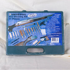 Universal Gun Cleaning Kit 27 Pieces New