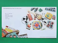 2007 The Beatles Royal Mail First Day Cover Tallents House SNo44859