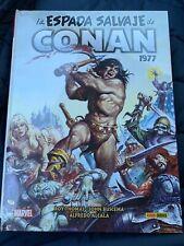 la espada salvaje de conan 3 - 1977 PRECINTADO. Edición Limitada