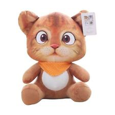 Cute Short Plush Cat Toys Lovely Stuffed Animal Kids Cartoon Cat Doll Gift H1