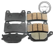 Front + Rear Brake Pads Fit For Honda Motorcycle CBR1000RR 2004-2005
