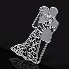 Wedding Cutting Dies Stencil DIY Scrapbooking Album Paper Card Embossing Craft