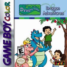 Dragon Tales Adventure GBC New Game Boy Color