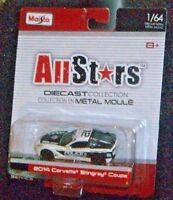Maisto ALL STARS 2014 CORVETTE Stingray Coupe 1/64 Diecast Collection Series 14