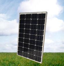 110 Watt Monokristallin Solarmodul PV Solarpanel 12V *NEU* Camping, Wohnmobil