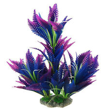 Decoration Plastic Simulated Sea Plants Flora for Aquarium Fish Tank Crafts N3