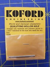 KOFORD M339 3/32  Qualifying Hollow Axle 1/24 from Mid America