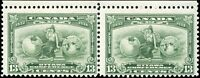 Mint Canada PAIR 13c 1932  F+ Scott #194 Econ. Conference Stamps Never Hinged