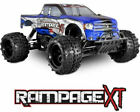 Redcat Racing Rampage XT 1/5 Scale Gas 4WD RC Truck Blue *NEW