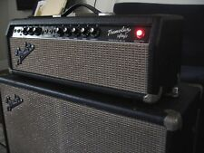 Vintage 1965 Fender Tremolux Amp with Original 2-10 Cabinet- Blackface FEIC