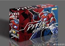 Newmegatron Cabeça Chata irmão Transformers MPM08 MPM-08 Liga De Aeronave Megatron