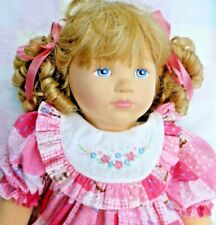 Pauline An exceptional Limited edition 72/950 cloth doll Incredibly rare