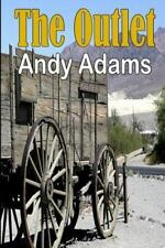 The Outlet by Andy Adams (2015, Paperback)