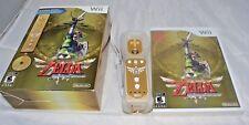 The Legend of Zelda: Skyward Sword (Nintendo Wii, 2011) Limited Edition NEW