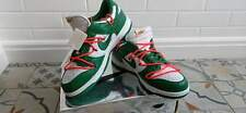 Nike Dunk Low Off-White Pine Green 10.5 US. Ideal condition!