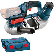 Bosch GCB 18 V-LI Bare. L-BOXX Cordless Band Saw 06012A0301