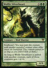 Wolfir silverheart foil | nm | Avacyn restored | Magic mtg