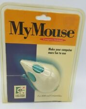 Logitech 1994 MyMouse Computer Assistant Mouse For IBM & Compatibles Vintage NEW
