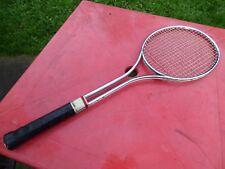 raquette de tennis vintage acier style Connors