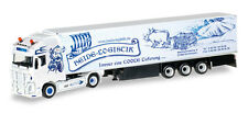 Herpa 307017 h0 Truck Volvo Fh Gl Xl Cooling Suitcase-Articulated Heather Logist.