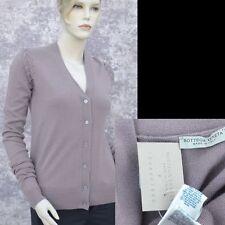 BOTTEGA VENETA New sz 44 8 $1800 100% Cashmere Designer Womens Sweater Cardigan