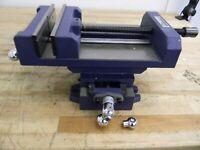 "Gibraltar 8"" Jaw Horizontal Drill Press Vise 70038047"