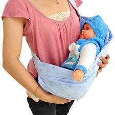 Pouch Adjustable Carrier New Rider  Baby  Sling  Wrap  Backpack  Infant Newborn