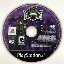 Breeders' Cup World Thoroughbred Championships (Sony PS2 2005) *Disc Only*