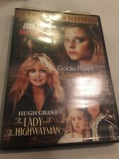 Mesmerized/Lovers&Liars/The Lady and the Highwayman (DVD,2007) USA! Shelf7