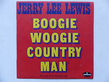 JERRY LEE LEWIS Boogie woogie country man 6168 006