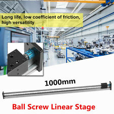 CNC Linear Guide Rail Slide Stage Actuator Ball Screw Motion Table Nema 57 Motor