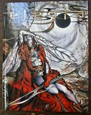 HEAVY METAL 2003 SAVERIO TENUTA HARD COVER BOOK LIMITED EDITION   REAL  NICE!!