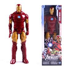 "Iron Man Marvel The Avengers Superheld Action Figur Kinder Spielzeug 30cm/12"""