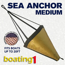 Sea Anchor Drogue Fits Boats Up to 20ft---Medium