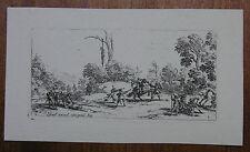 J. Callot 'Petites Misères de la guerre, rapina, Theft' L. 1334, ~ 1635