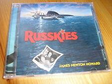 James Newton Howard - Russkies (Varèse Sarabande CD Club) Brand NEW & Sealed