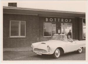 BOTTROP * Autobahn - Raststätte * AUTO UNION SP 1000 * Roadster * Foto