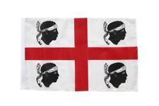 Italien Sardinien Banner sardinische Fahnen Flaggen 30x45cm