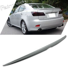 --FOR Lexus IS250/IS350 OE-TYPE TRUNK SPOILER WING Painted 4DR Color 1G1