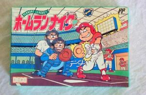New ! Home run nighter / FC NES Nintendo Famicom software Japanese version