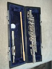 More details for half piccolo 12 inch in black box in used but great condition