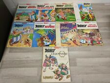 Asterix Hardback Books in French - Normands, Olympiques, Latraviata & More