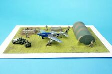 Amera S221   20 To  28mm Vacuformed WWII Nissen Hut and Airfield